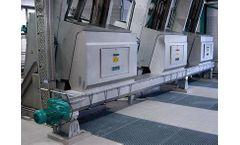 Huber - Model Ro8 / Ro8 T - Screw Conveyor