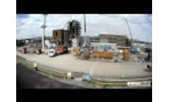 Construction of a Biomass Power Plant BWSC Video