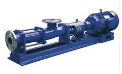 Jushi - Model G - Single Screw Pump