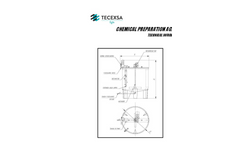 Chemix - Chemical Preparation System Technical Datasheet