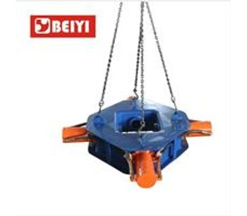Hydraulic Pile Breaker / pile cutter pile breaking machine for round concrete piles-1