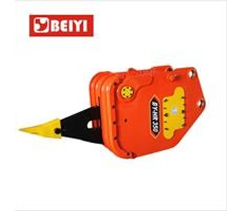 Lydite - Model BY-HR350 - Mining work equipment vibrating ripper rock hammer hydraulic ripper for 24-35 ton excavator