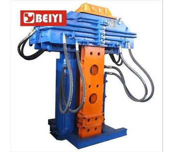 Lydite - Model BYPM300LS - Construction Site Crane Used Sheet Pile Pulling Machine