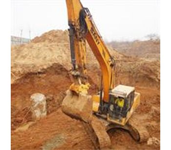 Hydraulic tilting quick hitch for excavator-3