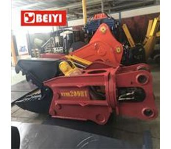 multi functional tool hydraulic shear and pulverizer -1