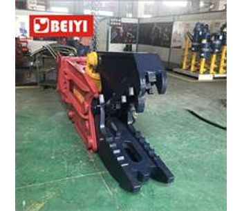 multi functional tool hydraulic shear and pulverizer -2