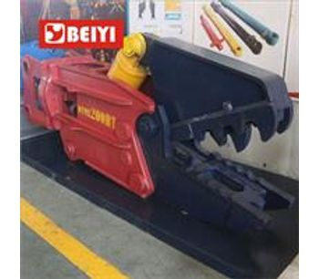 multi functional tool hydraulic shear and pulverizer -3