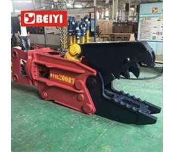 multi functional tool hydraulic shear and pulverizer -4