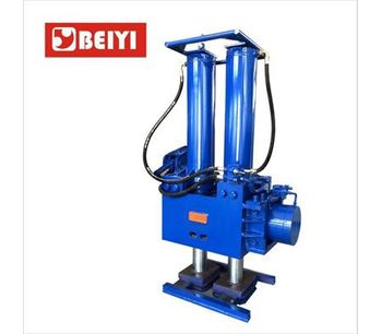 Lydite - Model BYPM200DS - hydraulic pile extractor sheet pile pulling machine