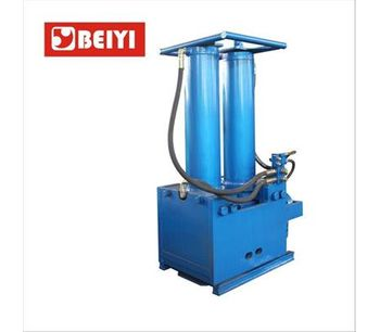 hydraulic pile extractor sheet pile pulling machine-2