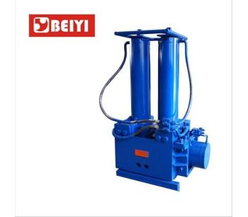 hydraulic pile extractor sheet pile pulling machine-1