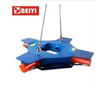 lydite - Model BY-PB350S - Rock Pile Cutting Machine Square Concrete Pile Breaker Pile Cutter