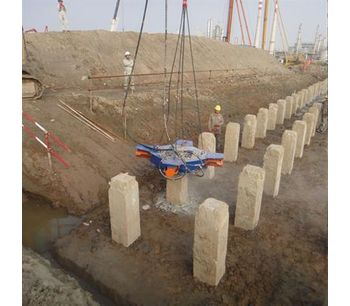 Rock Pile Cutting Machine Square Concrete Pile Breaker Pile Cutter-4