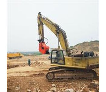 Lydite - Model BY-HR250 - China Manufacture Ripper BEIYI Hydraulic Vibro Ripper For Excavator