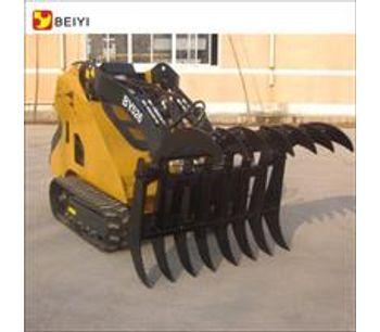 mini skid loader-1