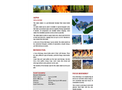 Alpha - Model 1 and 2 MW - Pre-Fabricated Biomass Fired Steam Boiler Plant Brochure