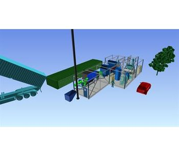 Pre-Fabricated Biomass Fired Steam Boiler Plant-2