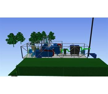 Pre-Fabricated Biomass Fired Steam Boiler Plant-3
