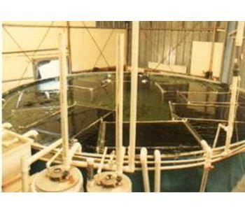 Aquaculture Nursery Tank