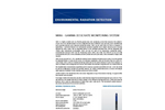Mira - Versatile and Flexible Gamma Dose Rate Monitoring System Brochure