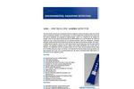 Sara - Spectroscopic Gamma Detector Brochure
