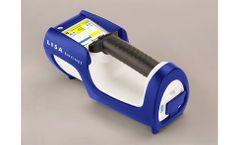 Lisa - Handheld Radio-Isotope Identifier (RIID)