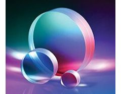 Silicon aspheric lens