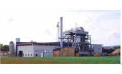 Utag - Steam Biomass Gasification Technology