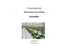 Manual Plant Sap Cucumber Sampling Services Brochure