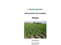 Manual Plant Sap Potato Sampling Services Brochure