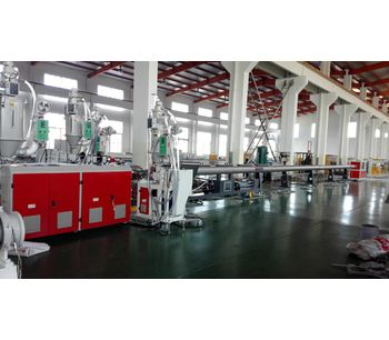 Kaide - Model KDZY - 5 Layers EVOH Multilayer Composite Pipe Production Line Machine