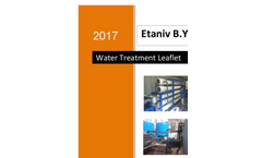 Etaniv - Water Treatment Systems - Brochure