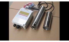 FSC3-6.5-120 Solar Powered Submersible Pump (1.3KW-72V) - Video