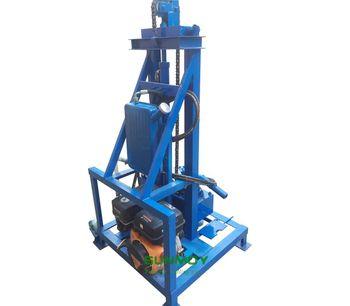 Sunmoy - Model SHG260D - Gasoline Engine Hydraulic Drilling Rigs