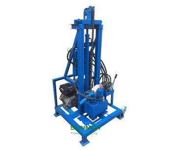 Gasoline Engine Hydraulic Drilling Rigs-1