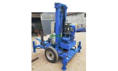 Sunmoy - Model RCD500 - Reverse Circulation Water Drilling Machine