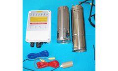 Sunmoy - Model FSC4 - Solar Water Pump