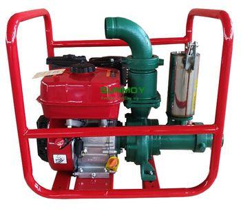 Petrol Engine Mud Pump-1