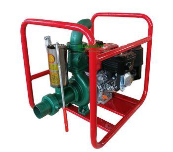 Petrol Engine Mud Pump-2