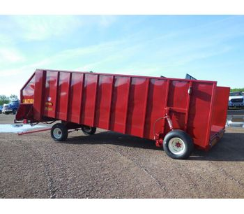 Northern-Trailer - Silage Tables