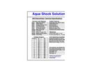 Aqua Shock - Model AS2 - Backpack Electrofisher