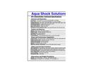 Aqua Shock - Model AP1 - Backpack Electrofisher