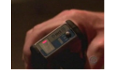 MiniRad - Model D - Sensitive and Affordable Personal Radiation Detector Video