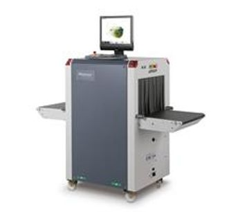Rapiscan - Model 618XR - Mobile and Powerful X-ray Inspection System