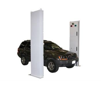 Rapiscan - Model TSA VM250 - Automatically Screens Vehicular Monitor