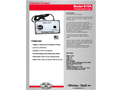 Arrow-Tech - Model 910A - AC-Powered Dosimeter Charger Brochure