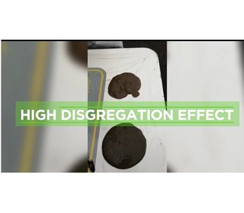 Reducing digestate viscosity to optimize the dehydration process in centrifuges
