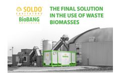 BioBANG: The solution for waste biomass