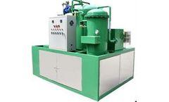 Fason - Model DTS - Multi-Functional Vacuum Oil Filter& Decolor Machine