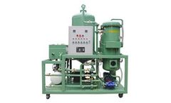 Fason - Model ZTS - Low Cost Mini Used Oil Purifier/ Cleaning Machine